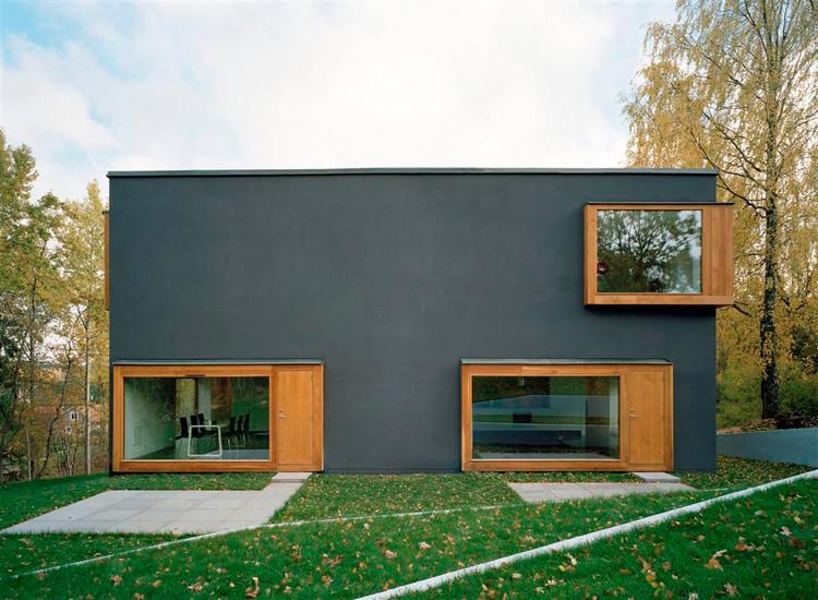 Double House / Tham & Videgård Arkitekter