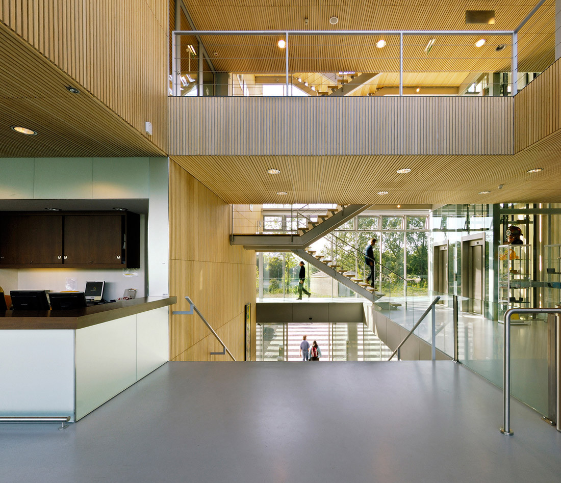 Gallery of office building rijkswaterstaat paul de ruiter 8 - String kantoor ...