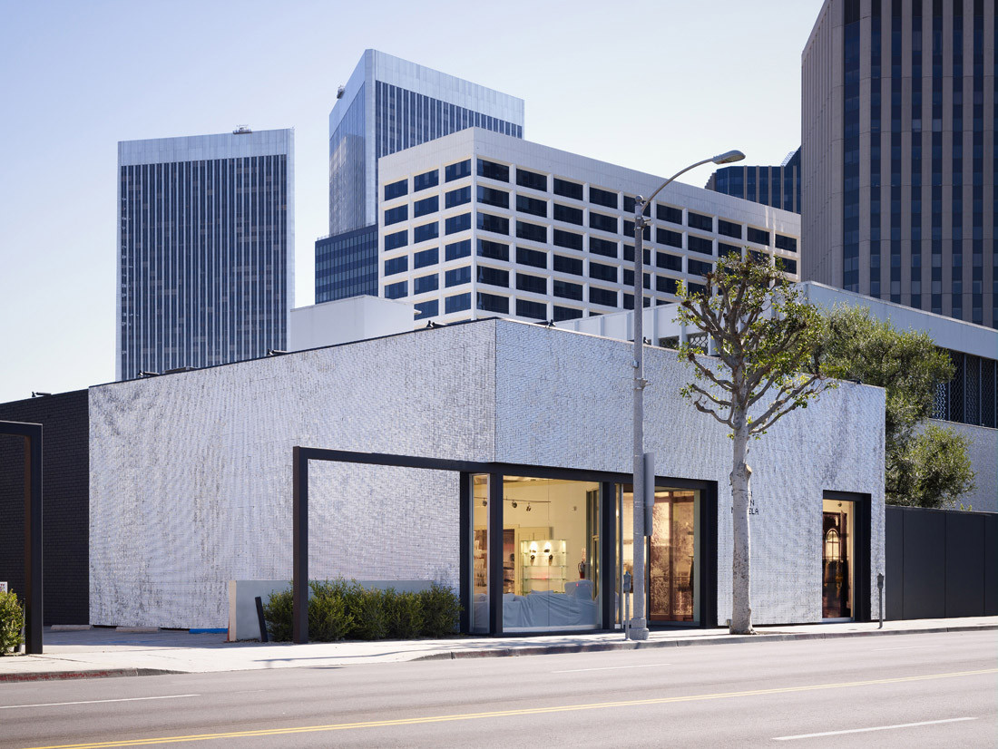 Gallery of mameg maison martin margiela johnston marklee associates - Maison a los angeles ...
