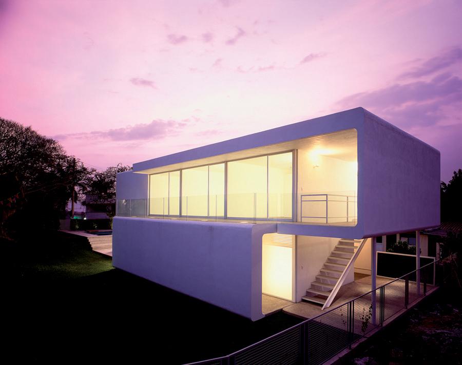 Suntro House / Jorge Hernandez de la Garza