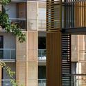 6 residential houses in Pahkli street / JVR Arhitektuuribüroo