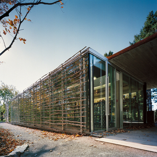 First Nations Garden-Pavilion / Saucier + Perrotte architectes