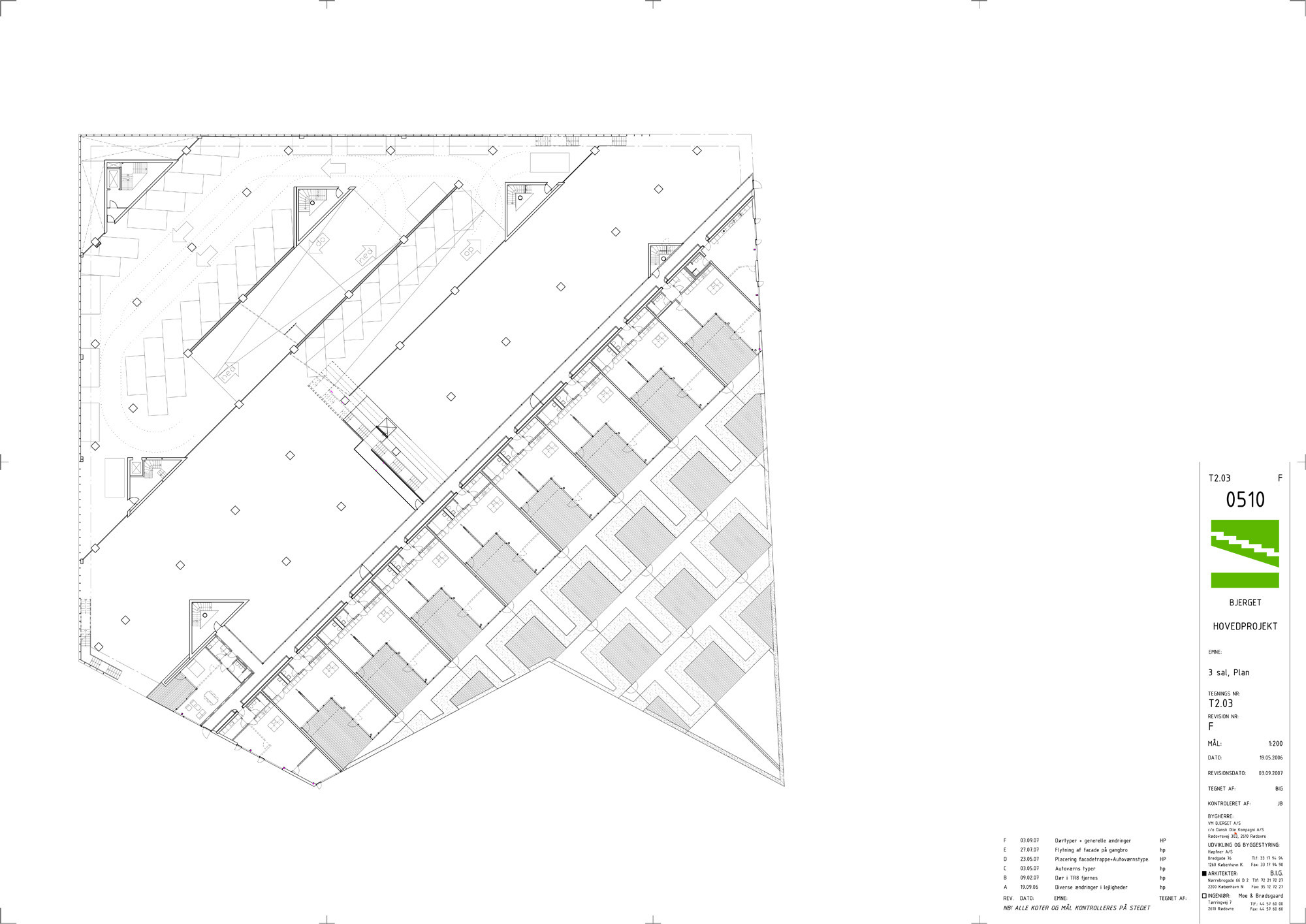 Gallery of mountain dwellings plot big jds 24 for Mountain plan