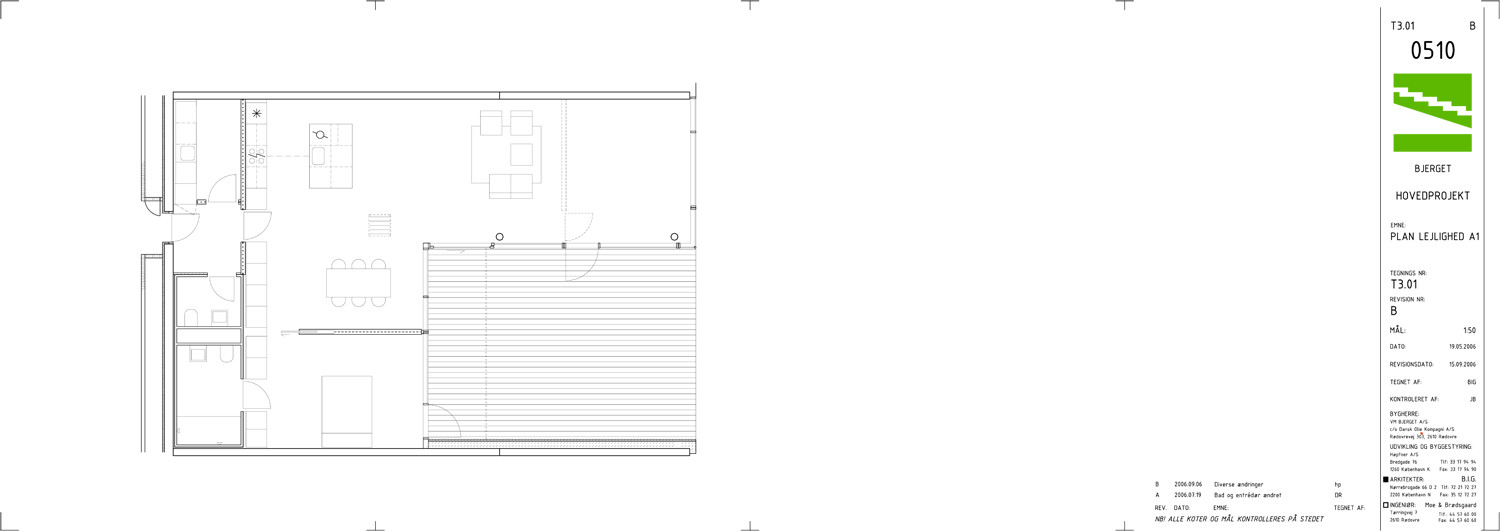 Gallery of mountain dwellings plot big jds 26 for Mountain architecture floor plans