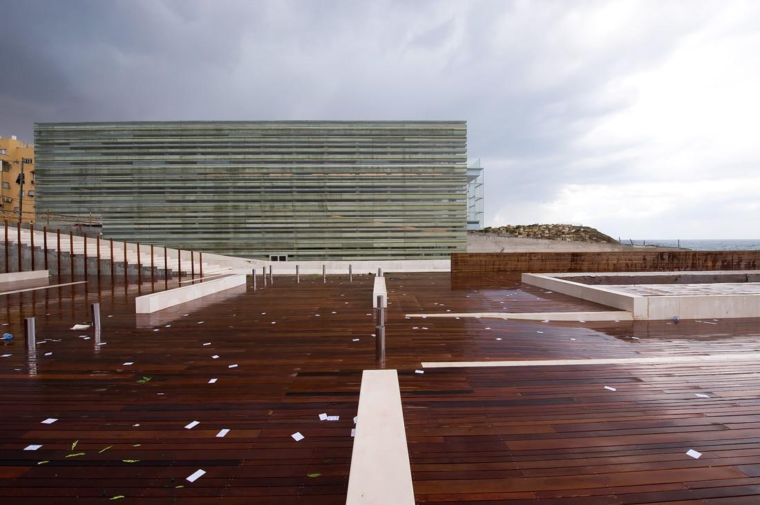 Peace Peres House / Massimiliano & Doriana Fuksas, © Moreno Maggi