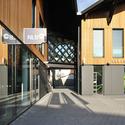 Ig Centre / Atelje Desman + Gregorc+Vrhovec