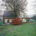Folded Corten House / x Architekten