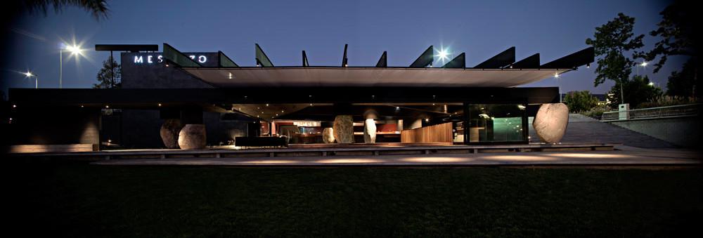 Gallery of mestizo restaurant smiljan radic 5 for Plataforma de arquitectura