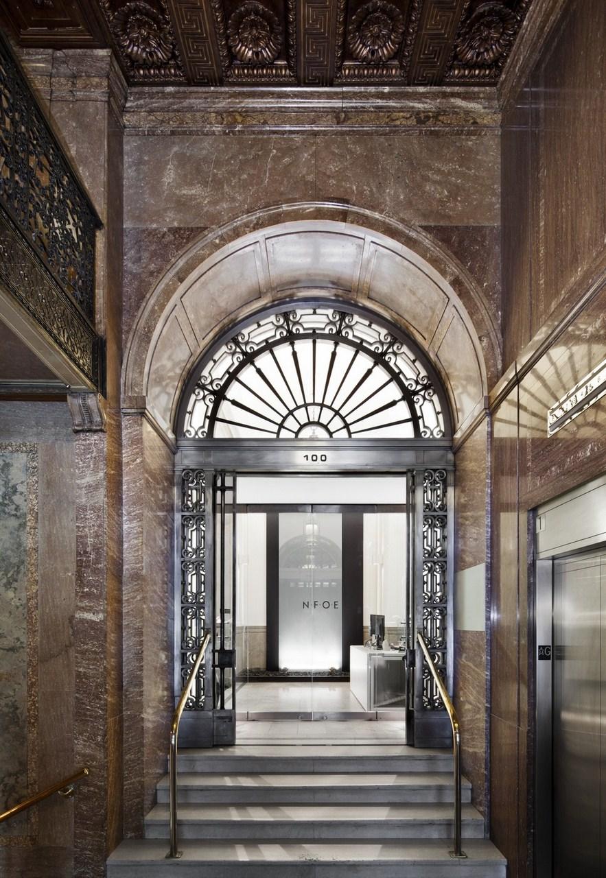 Bureau 100 / NFOE et Associés Architectes, © Stéphane Brügger