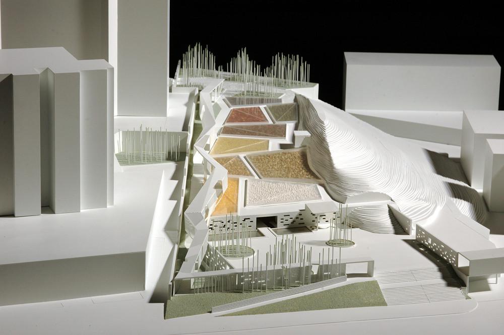 باغ مجموعه فرهنگی جید در چین