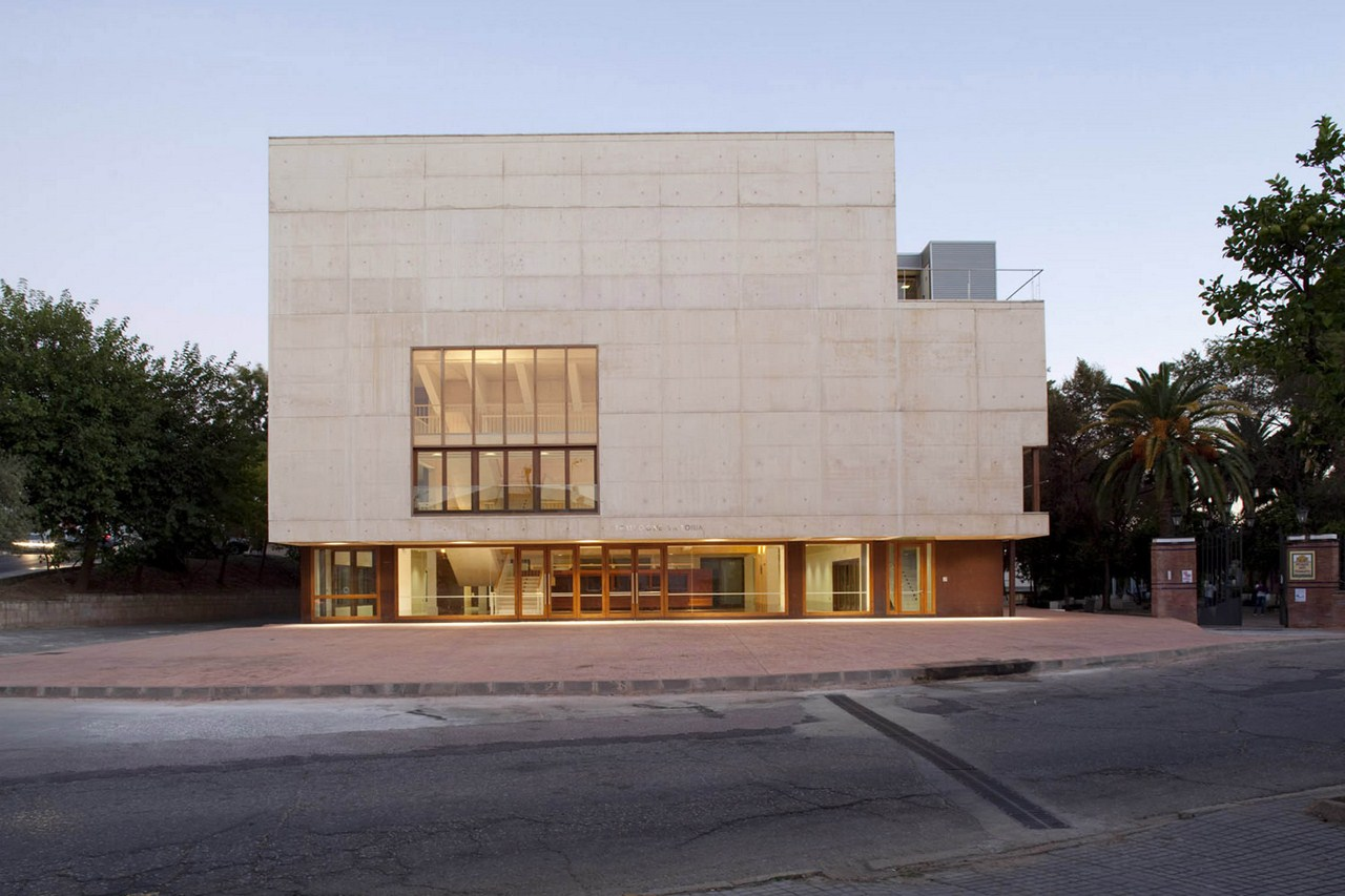Reina Victoria Theatre-Cinema / Enrique Abascal García, © Clemente Delgado
