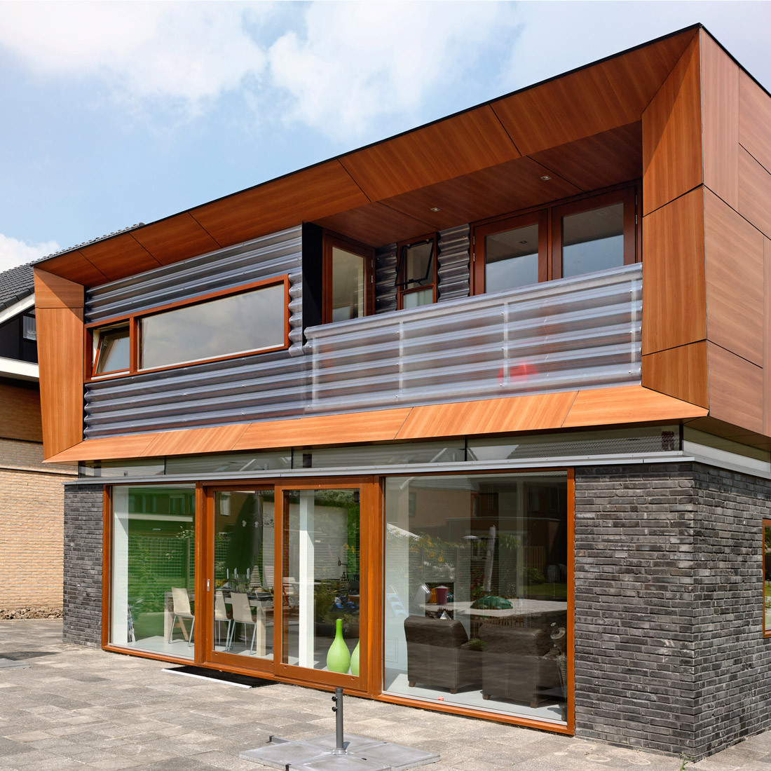 gallery of house baetens / jagerjanssen architecten - 5