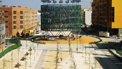 Eco Boulevard in Vallecas / Ecosistema Urbano