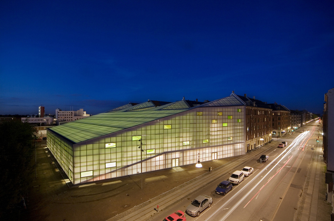 Sports & Culture Centre / Dorte Mandrup + b&k brandlhuber & co