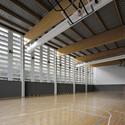 La Peña Multi-Sport Pavillion / Coll-Barreu Arquitectos