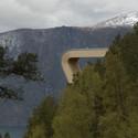 Aurland Look out / Saunders arkitektur + Wilhelmsen arkitektur