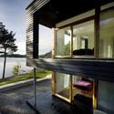 Villa Storingavika / Saunders Architecture