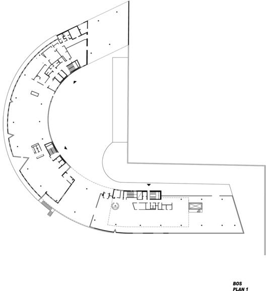 Mercedes Benz Showroom Kristin Jarmund Architects
