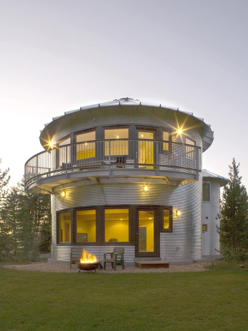 Monte Silo / Gigaplex Architects
