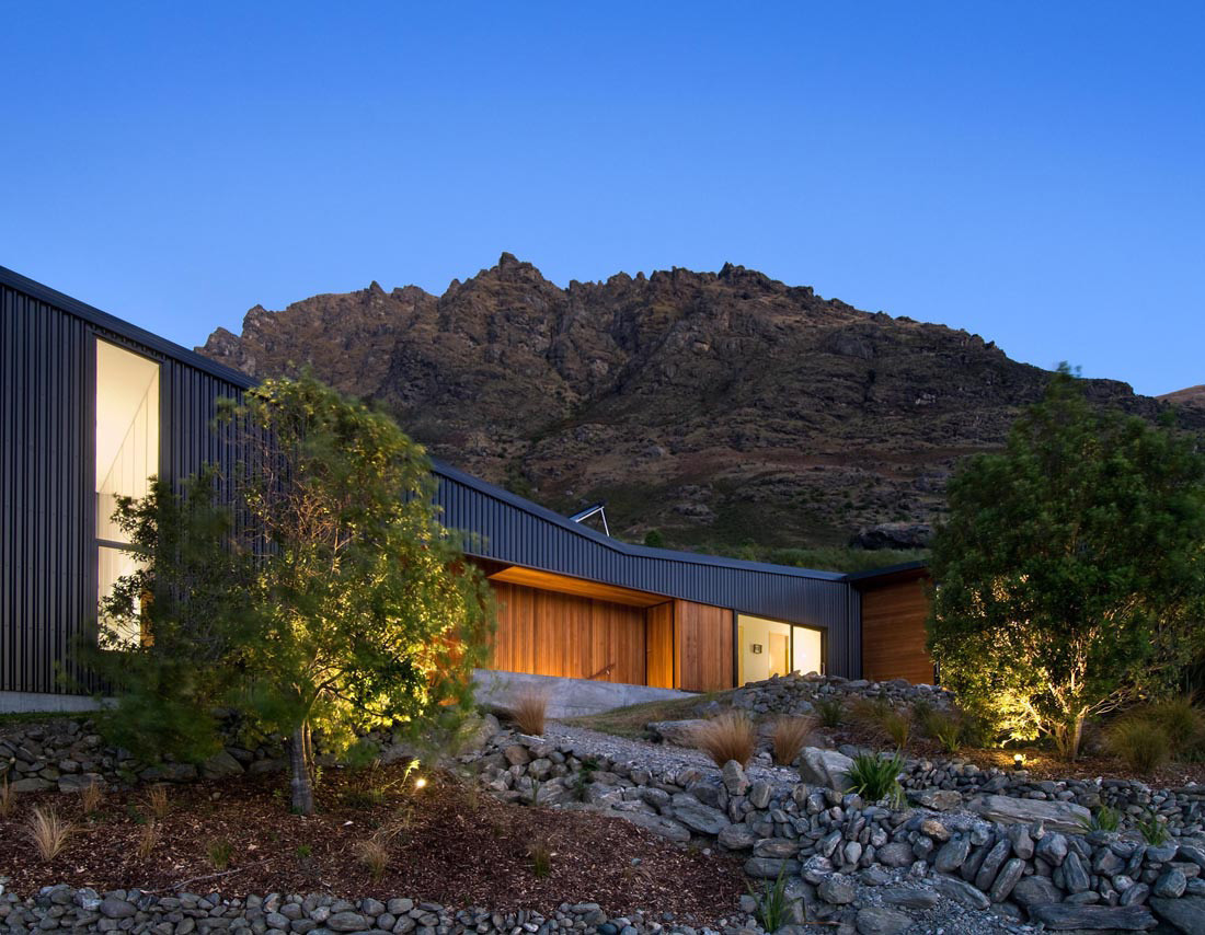 Drift Bay House / Kerr Ritchie Architects