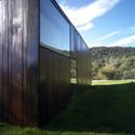 New Cabaña & Accesses to a Country house / Hidalgo Hartmann