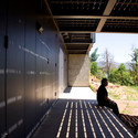 Terrace with a House / Arteks Arquitectura
