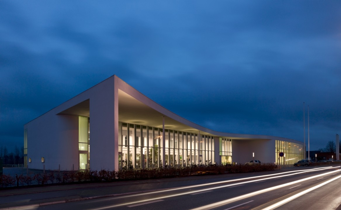birker d sports and leisure centre shl architects