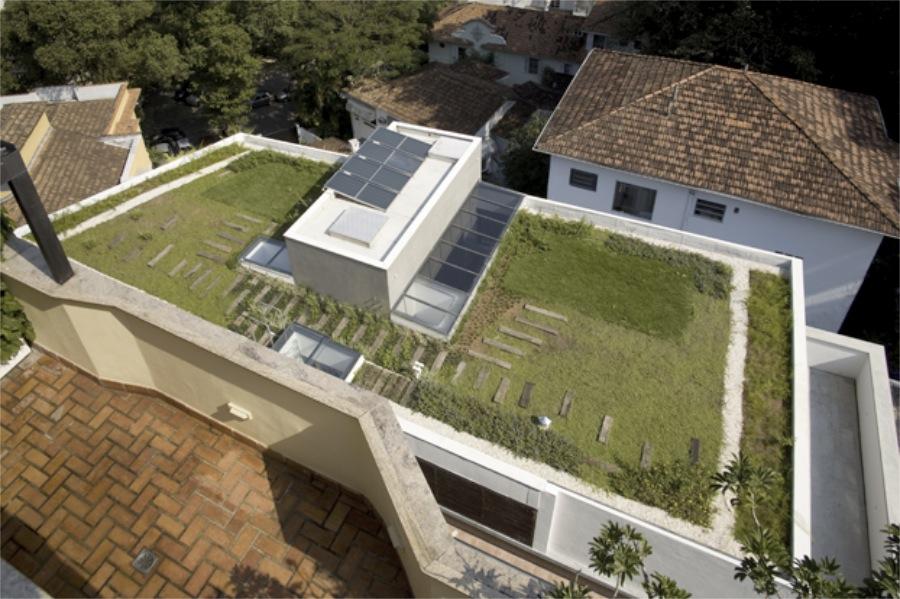 Rio de Janeiro Residence / TAMABI
