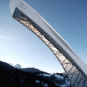 New Olympic Ski Jump in Garmisch-Partenkirchen / terrain: loenhart&mayr