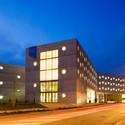 Research Library in Hradec Kralove / Projektil Architekti
