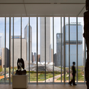Modern Wing at the Art Institute of Chicago / Renzo Piano