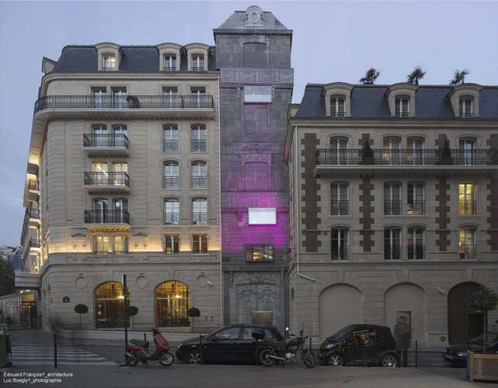 Hotel Fouquet Barrière / Edouard François