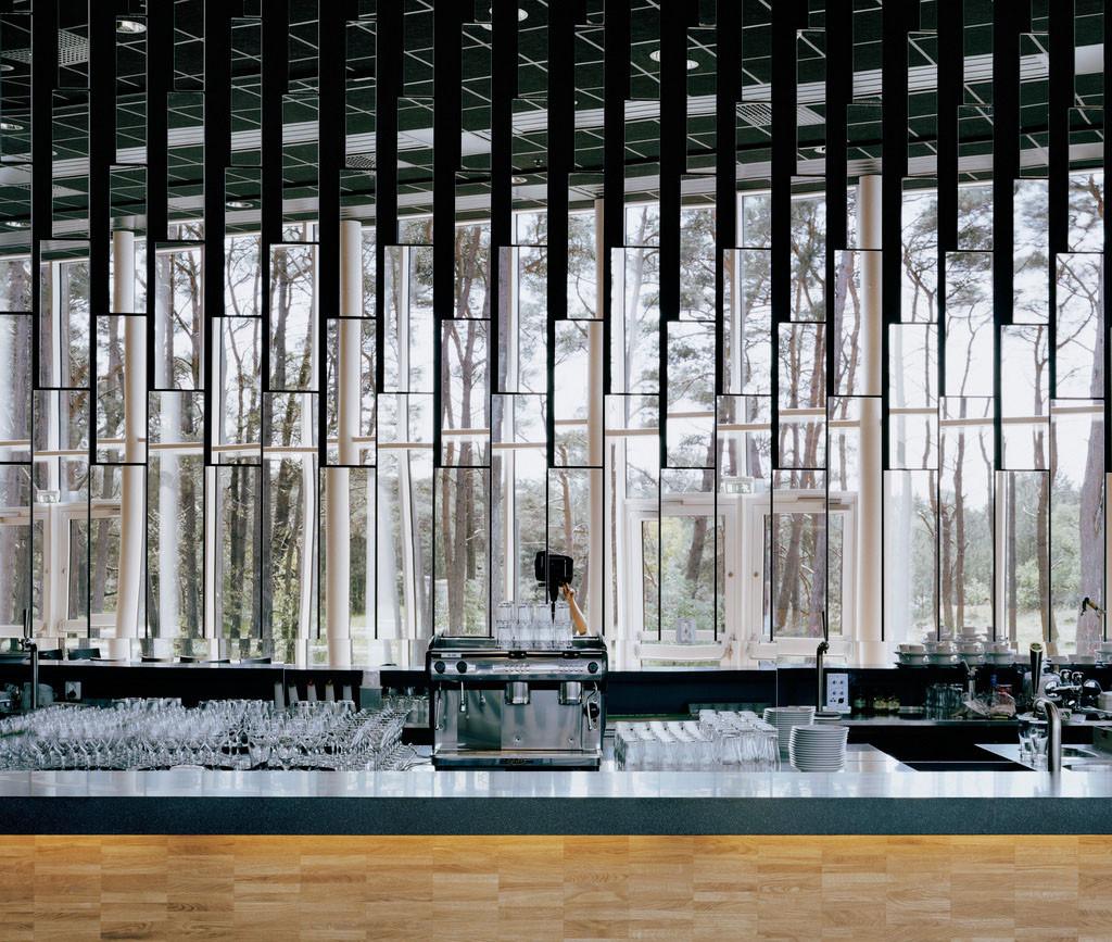 Gallery of Mirage Dancehall / Kjellgren Kaminsky ...