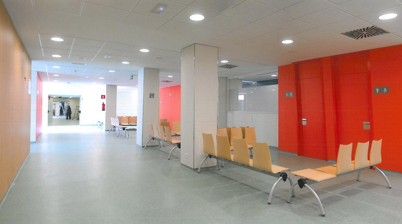 Extension and Remodeling of Hospital Sant Joan de Déu de Manresa / Estudi PSP Arquitectura