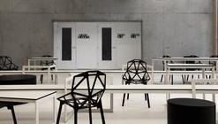 Panta Rhei college interiors / i29 + Snelder Architecten