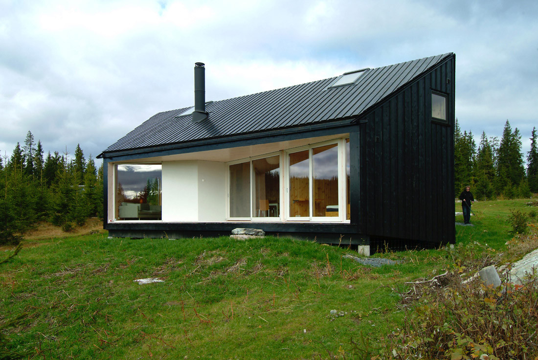 Cabin Nordmarka / JVA