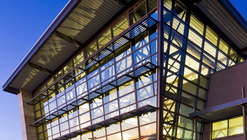 Mack Energy Corporate Headquarters / Van H. Gilbert Architect