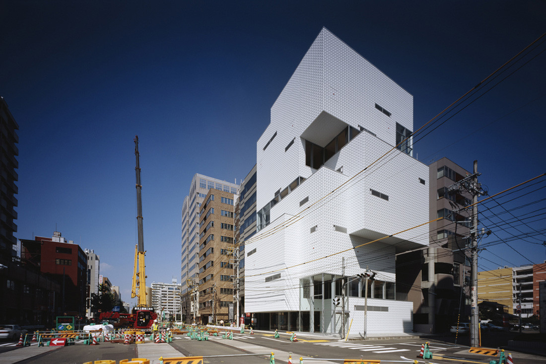 Ftown Building / Atelier Hitoshi Abe, © Daici Ano