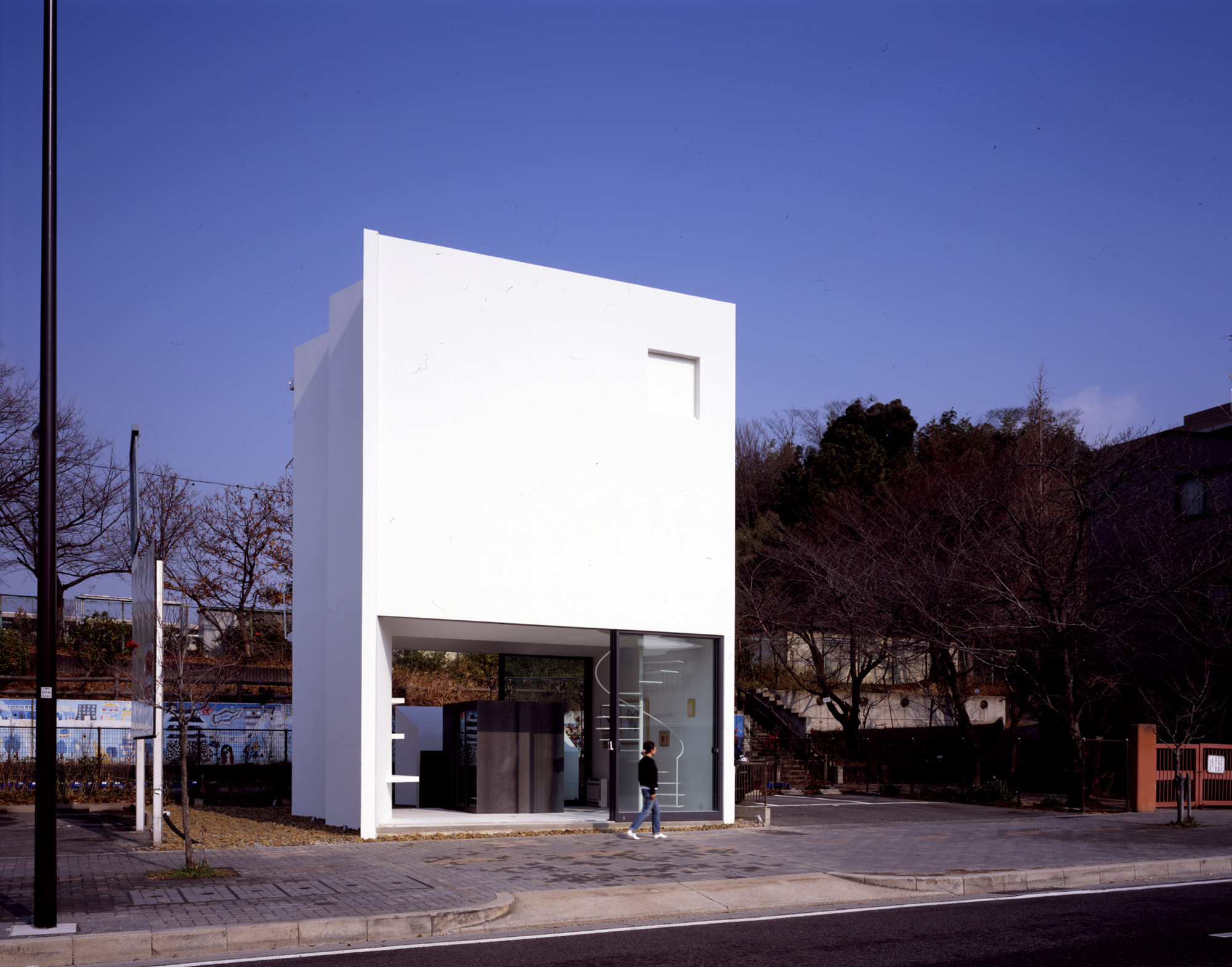 House in Nagoya 01 / Suppose Design Office