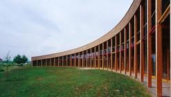 Centro Slunakov para Atividades Ecológicas / Projektil Architekti