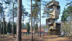 Viewing Tower / ateliereenarchitecten