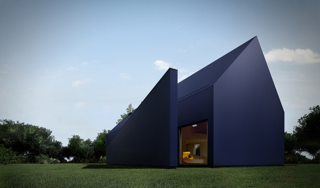 L House Moomoo Architects Archdaily