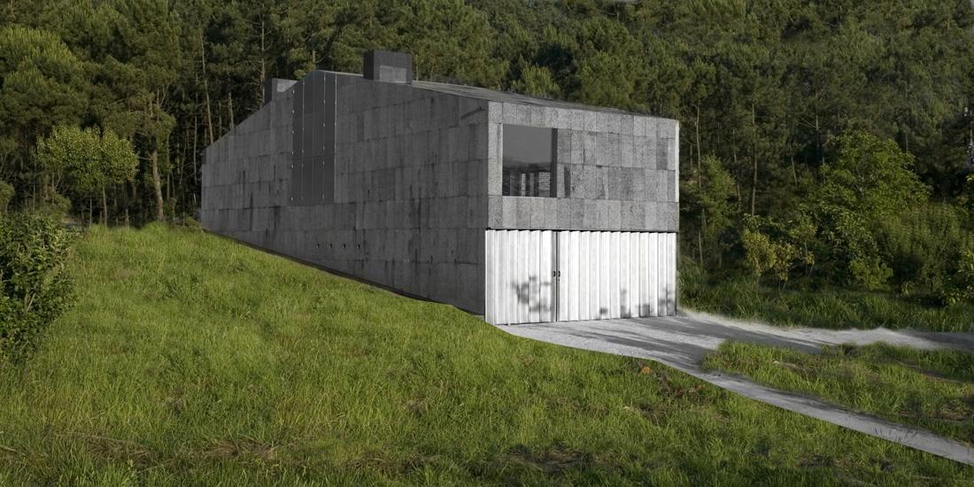 Cork House / Arquitectos Anonimos + Paulo Teodósio, © Ivo Canelas