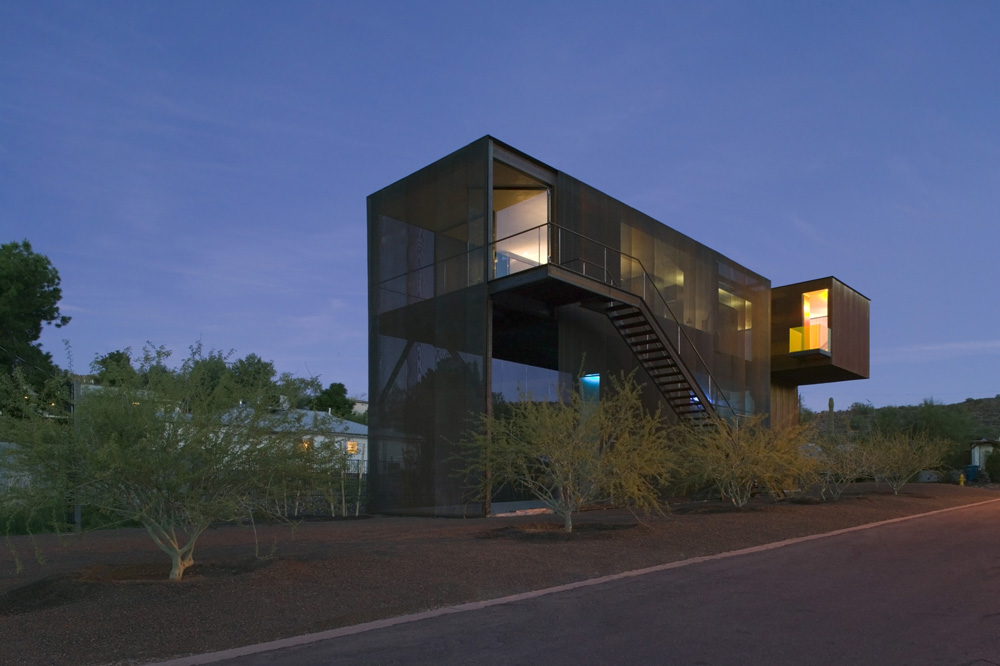 The Xeros Residence / Blank Studio, © Bill Timmerman