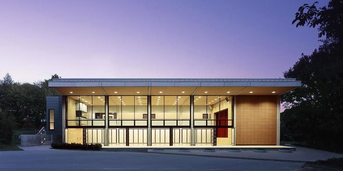 Community Center in Zimmern / Ecker Architekten, © Constantin Mayer