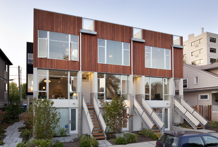 Remington Court / HyBrid Architecture, © Lara Swimmer