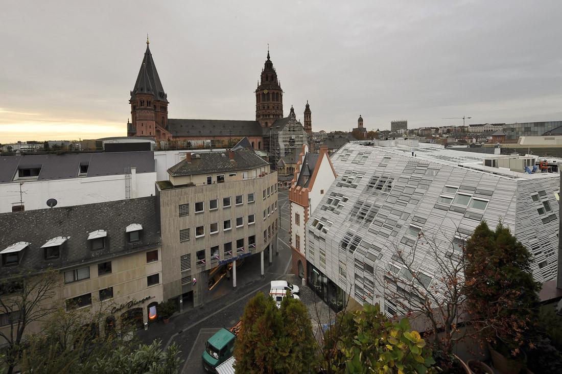 Mainz Markthäuser 11-13 / Massimiliano & Doriana Fuksas, © Moreno Maggi