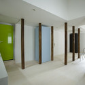 Wooden Forest Apartment / Ikeda Yukie Architects
