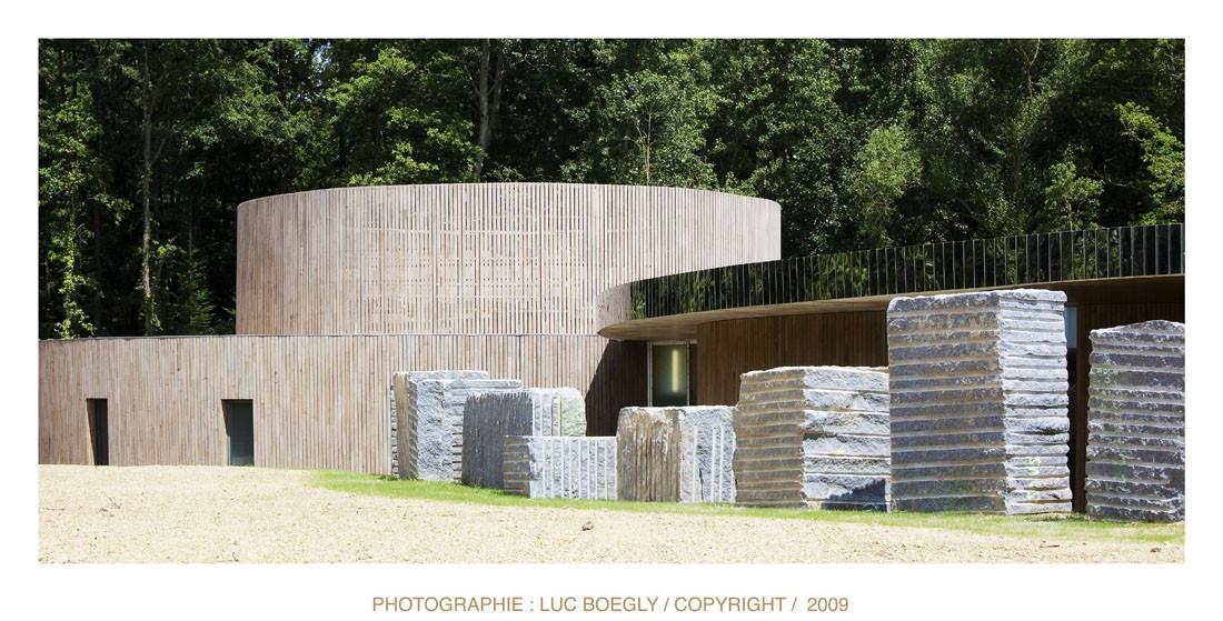 Rennes Métropole Crematorium / PLAN 01