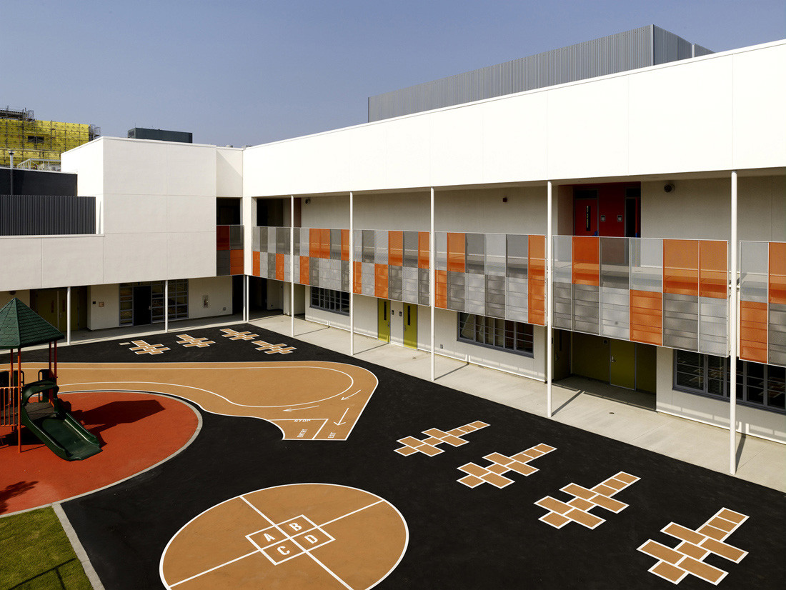 Ambassador school gonzalez goodale architects archdaily for Designer or architect